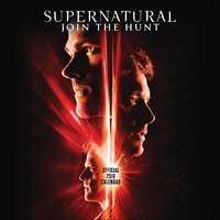 Supernatural 2019 Wall Calendar