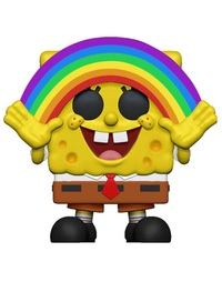 Spongebob Squarepants (Rainbow Hands) - Pop! Vinyl Figure