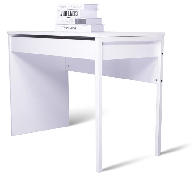 Gorilla Office: Study Desk (White)