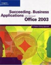Succeeding in Business Applications with Microsoft by Debra Gross image