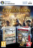Sid Meier's Civilization III & IV Complete Edition for PC Games