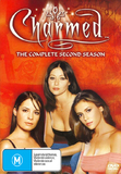 Charmed - Complete 2nd Season (6 Disc Set) on DVD