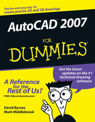 AutoCAD 2007 For Dummies by David Byrnes