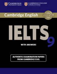 IELTS Practice Tests by Cambridge ESOL
