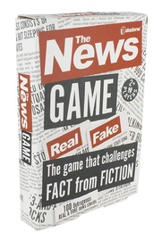Purple Donkey: The News Game - Party Game