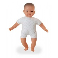 Miniland: Soft Bodied Doll - Asian (40cm)