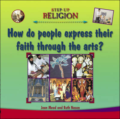 Expressing Faith Through the Arts by Jean Mead image