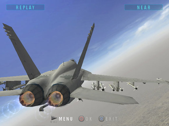 Energy Airforce Aim Strike! for PlayStation 2 image