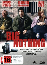 Big Nothing on DVD image