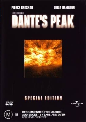 Dantes Peak - Special Edition on DVD