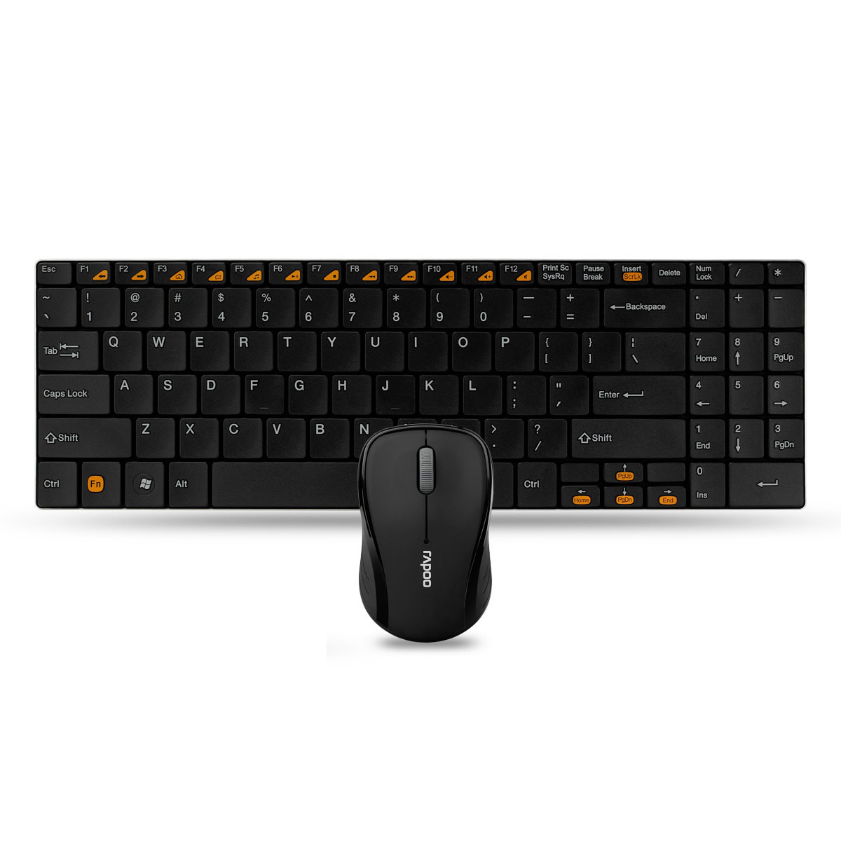 c62f86b020f Rapoo Wireless Keyboard and Mouse Combo | at Mighty Ape NZ