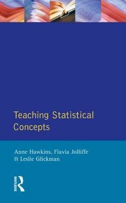 Teaching Statistical Concepts by Anne Hawkins image