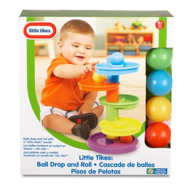 Ball Drop Toy : Little tikes ball drop n roll toy at mighty ape nz