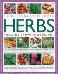 Kitchen & Garden Book of Herbs by Jessica Houdret