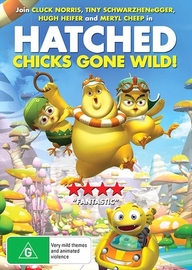 Hatched on DVD