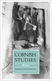 Cornish Studies Volume 9 image