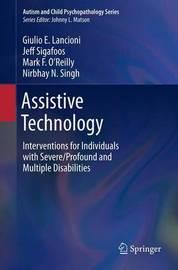 Assistive Technology by Giulio E. Lancioni