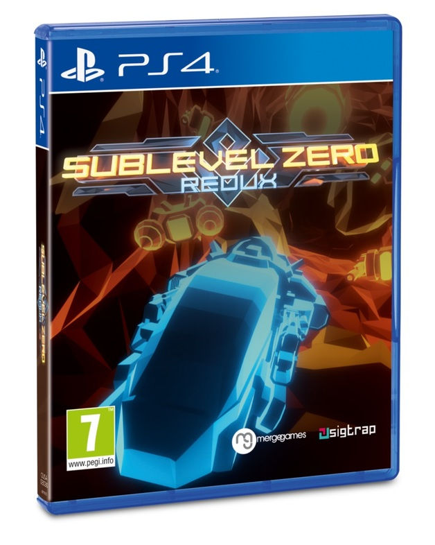 Sublevel Zero Redux for PS4