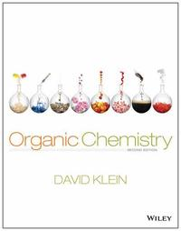 Organic Chemistry by David R. Klein