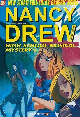 Nancy Drew 20 by Stefan Petrucha