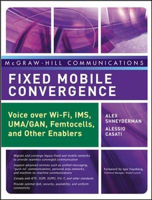 Fixed Mobile Convergence by Alessio Casati