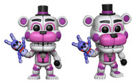 Five Nights at Freddy's: Sister Location - Freddy Pop! Vinyl Figure (with a chance for a Chase version!)