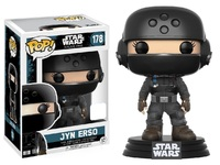 Star Wars: Rogue 1 - Jyn Erso (Disguised) Pop! Vinyl Figure (LIMIT - ONE PER CUSTOMER) image