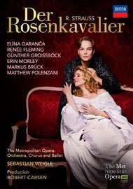 Strauss: Der Rosenkavalier on DVD