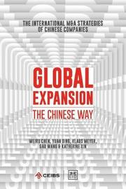 Global Expansion by Katherine Xin