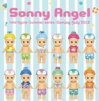 Sonny Angel: 2018 Summer Series