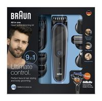 Braun: Ultimate Control 9-in-1 Grooming Kit (MGK3080)