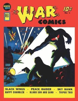 War Comics #4 by Company Inc