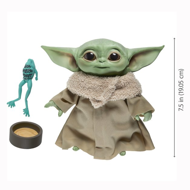 Star Wars: The Child Talking Plush