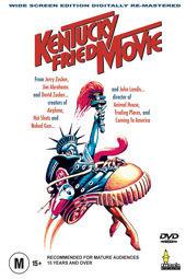 Kentucky Fried Movie on DVD