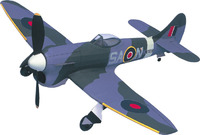 West Wings 1/24 Model Aircraft Kit - 'Wingleader' Hawker Tempest MK5 (rubber powered)