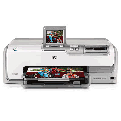 Hewlett-Packard Photosmart D7360 Printer