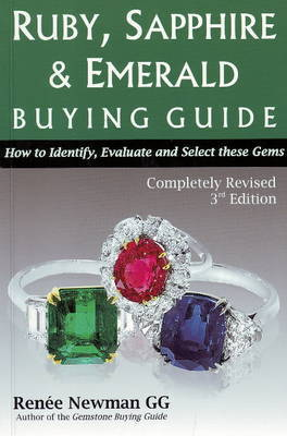 Ruby, Sapphine and Emerald Buying Guide by Renee Newman