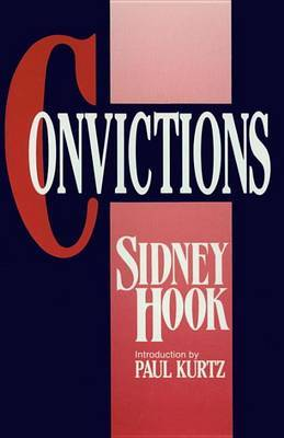 Convictions by Sidney Hook image