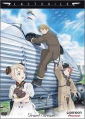 Last Exile - Vol. 5: Grand Stream on DVD