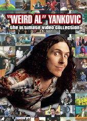 Weird Al Yankovic - The Ultimate Video Collection on DVD