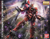 1/100 MG Gundam Amazing Red Warrior Model Kit