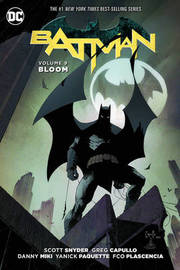 Batman Vol. 9 Bloom (The New 52) by Scott Snyder