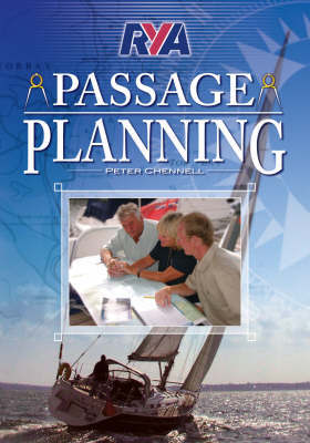 RYA Passage Planning by Peter Chennell image
