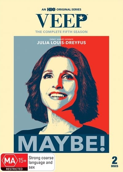 Veep - The Complete Fifth Season on DVD