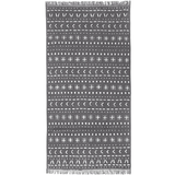 Bambury Nomad Bath Towel (Pewter)