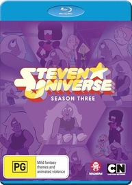 Steven Universe - Season 3 on Blu-ray image