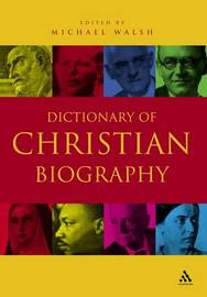 Dictionary of Christian Biography image