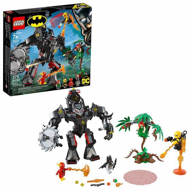 LEGO Super Heroes - Batman Mech vs. Poison Ivy Mech (76117)