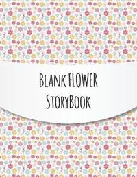 Blank Flower Story book by Blue Elephant Books image