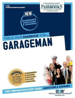 Garageman by National Learning Corporation